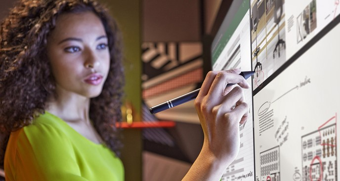 Official Microsoft Partner Surface Hub image