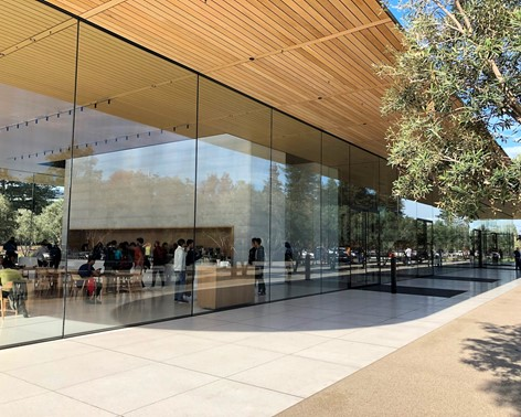 Apple Visitor Center image