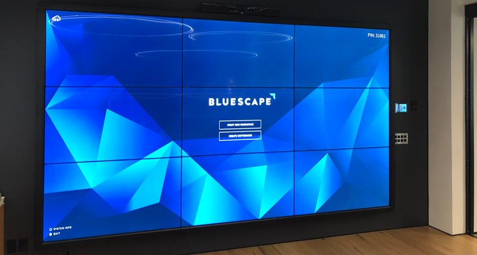 Bluescape Partner with Vada image