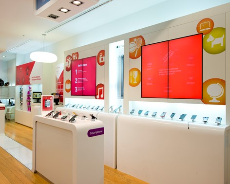 Vodafone Retail Albany image