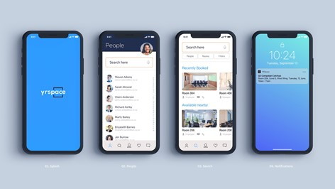UX Design Office App
